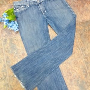 Rock & Republic lightly distressed jeans size 31